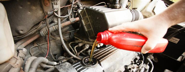 New vehicle oil change schedule