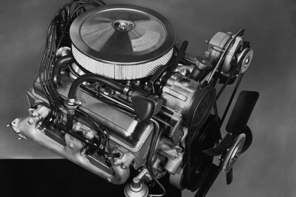 1967 Chevy Camaro Z28 specialty engine