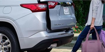 2019 Traverse Hands-Free Liftgate Winnipeg