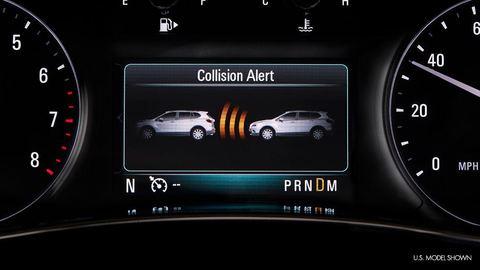 Collision Alert Encore Winnipeg