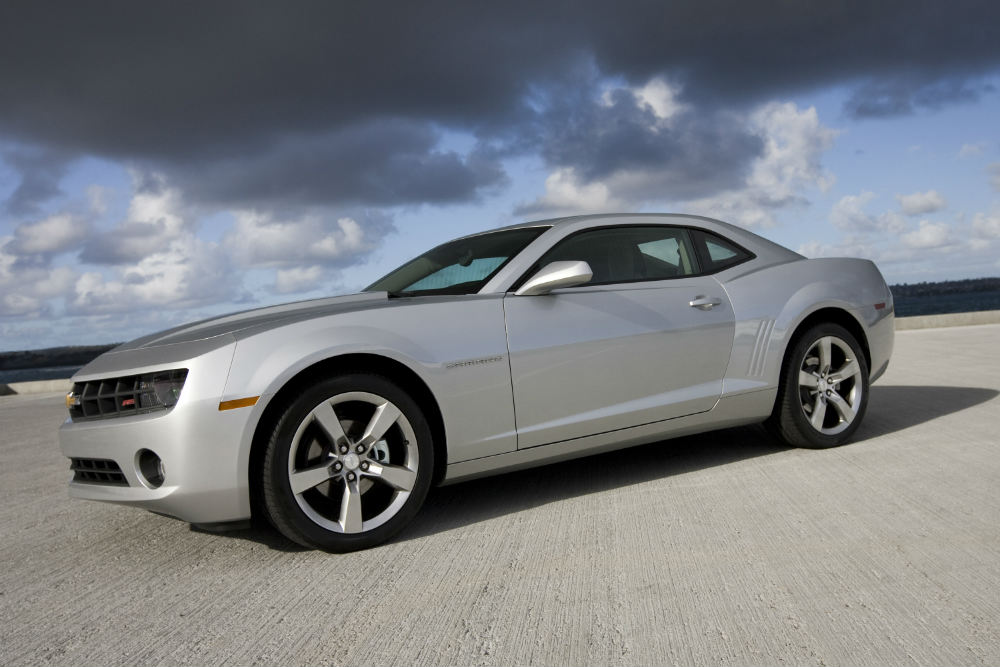 2013 Chevy Camaro ranked most dependable midsize sporty car 2016