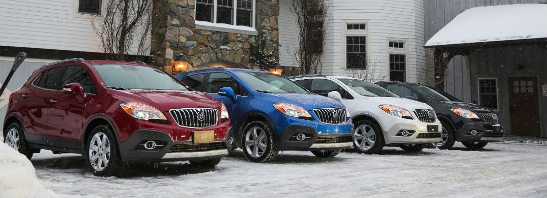Buick Welcomes 2016 Encore Sport Touring - Craig Dunn ...