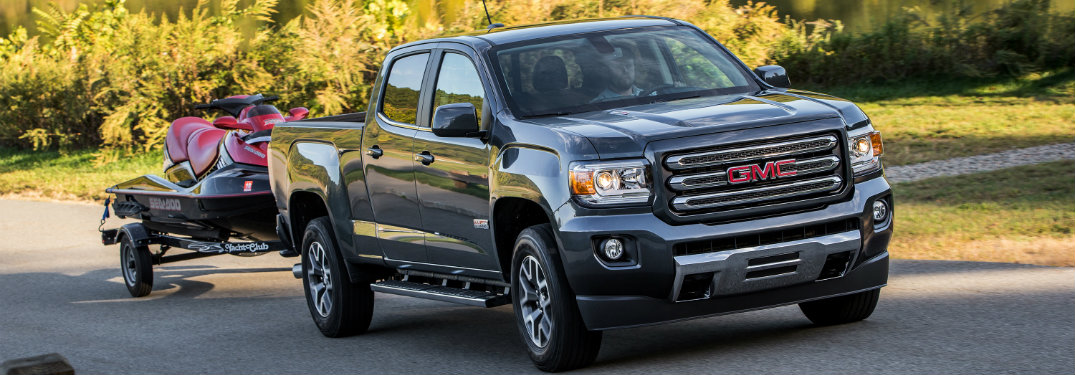 2016 Canyon Diesel Honored by the Canadian Truck King Challenge