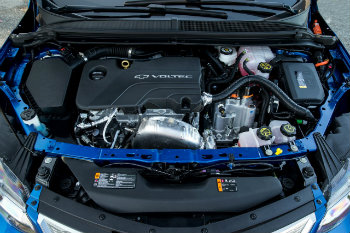 2016 Chevy Volt Voltec propulsion system