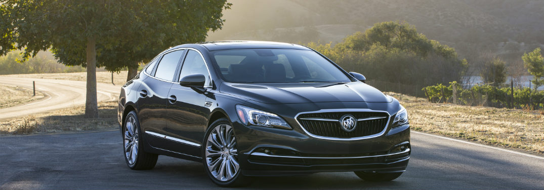 2017 Buick LaCrosse Canadian Debut and New Features