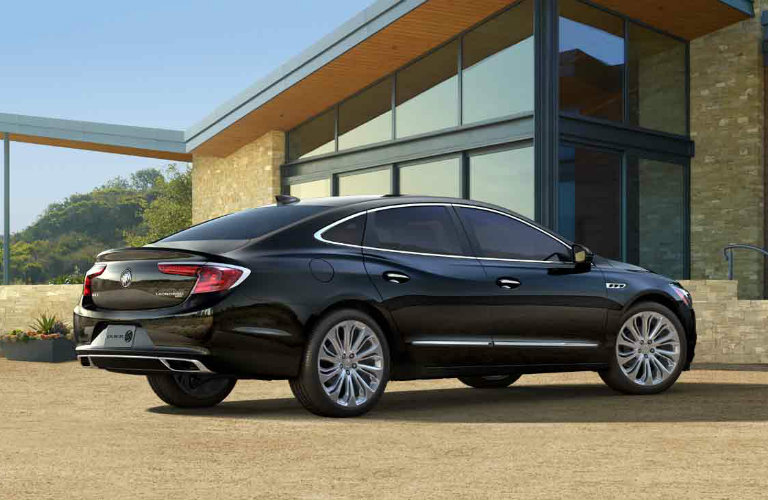2017 Buick LaCrosse in Black Onyx