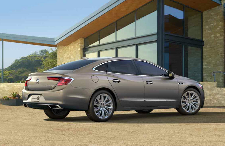 2017 Buick LaCrosse in Pepperdust Metallic