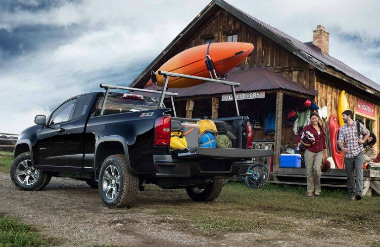 2017 Chevy Colorado maximum towing