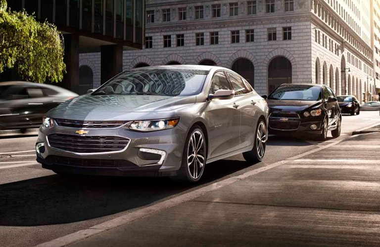 2017 Chevy Malibu fuel efficiency