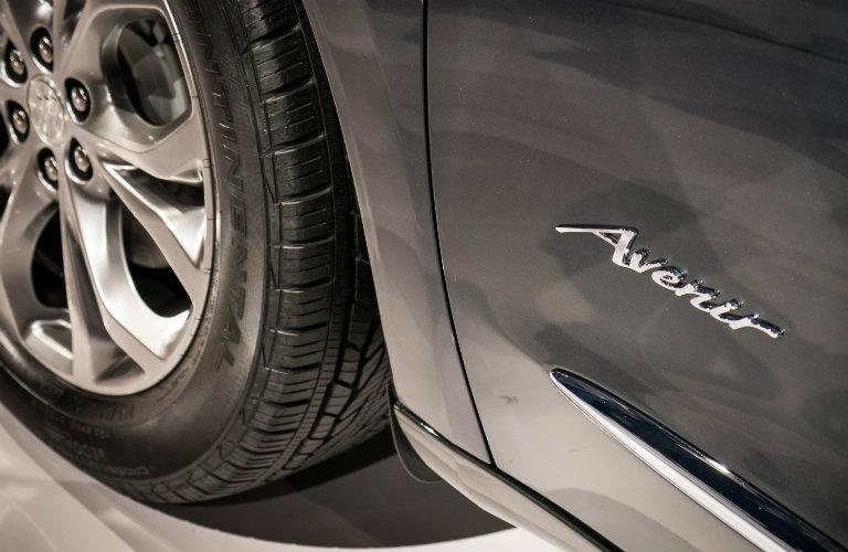 2018 Buick Enclave Avenir standard features