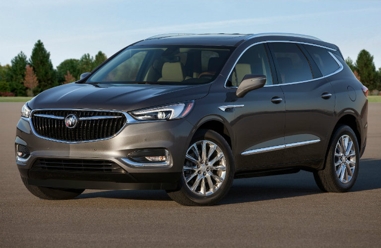 2018 Buick Enclave engine performance_o