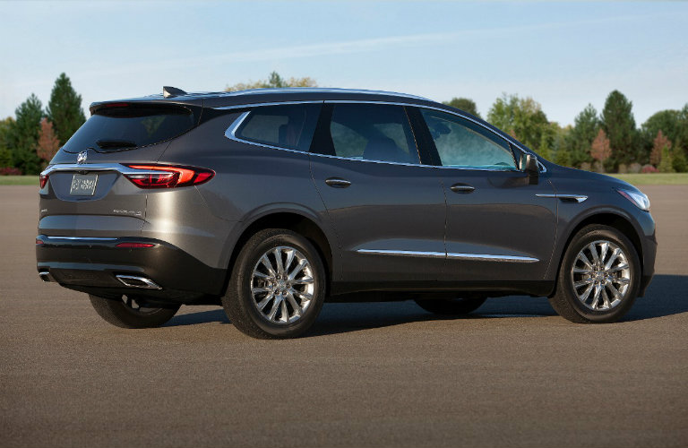 2018 Buick Enclave features and specs