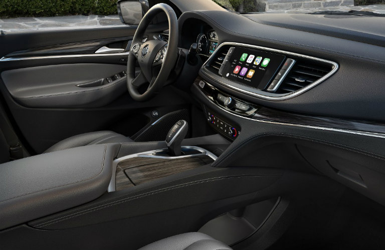 2018 Buick Enclave technology features