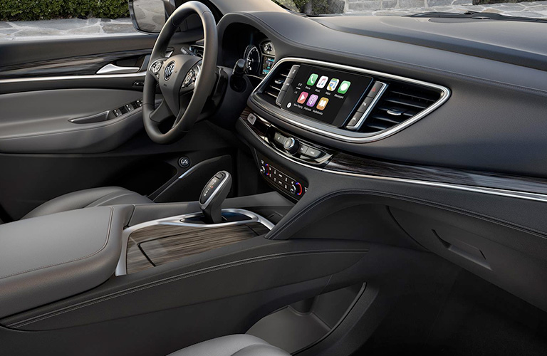 2018 Buick Enclave dashboard