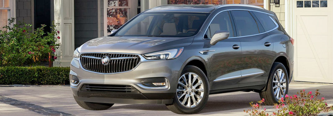 How safe is the Buick Enclave?