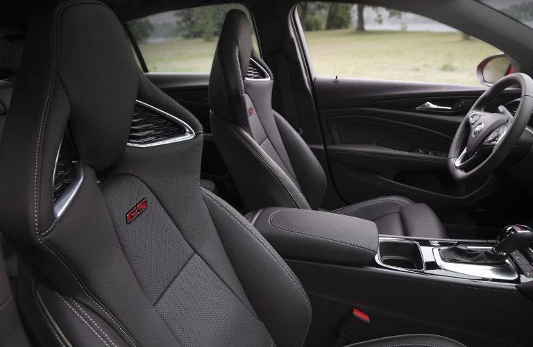 2018 Buick Regal GS interior features