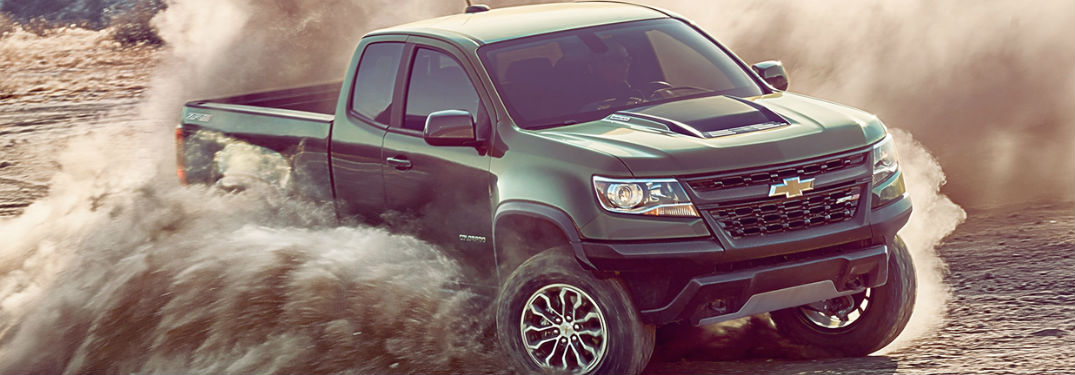 What is the Chevy Colorado ZR2 like?