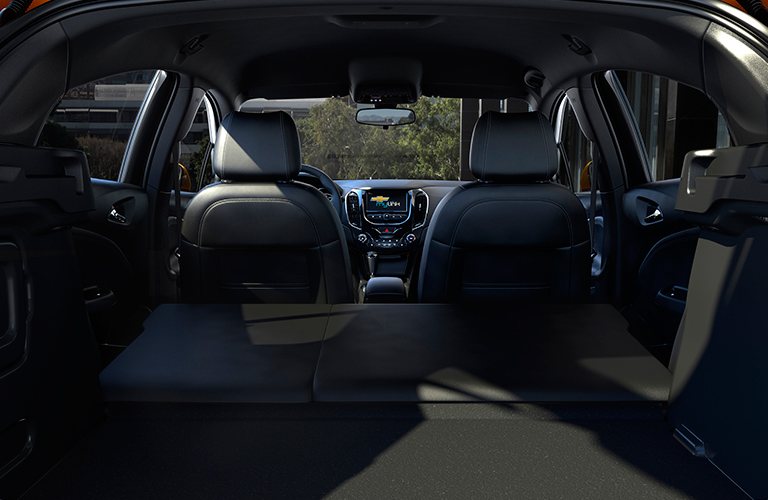 2018 Chevy Cruze cargo space