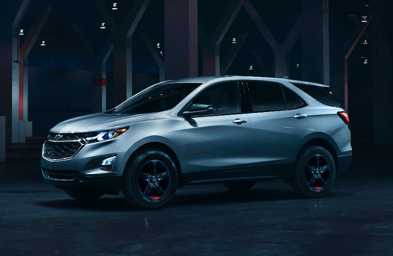 2018 Chevy Equinox exterior color options