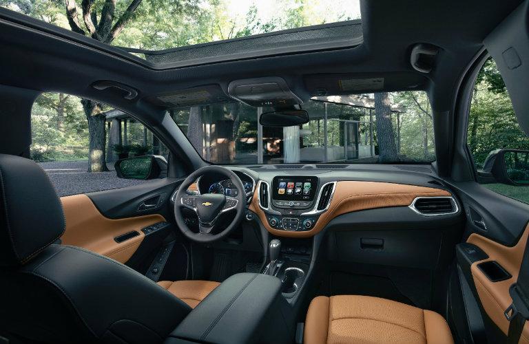 2018 Chevy Equinox interior color options