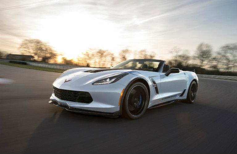 2018 Corvette acceleration