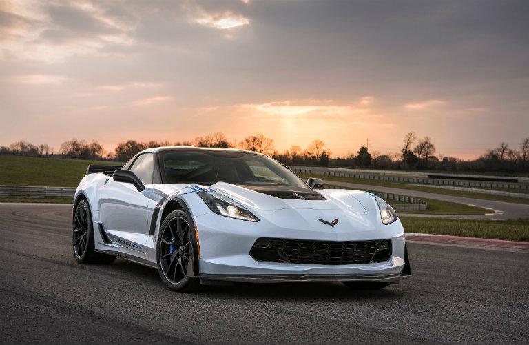 2018 Corvette features and specs