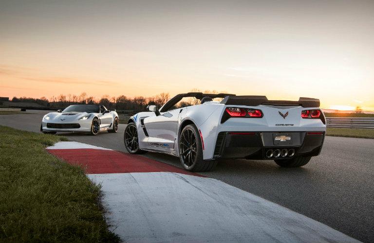 2018 Corvette release date
