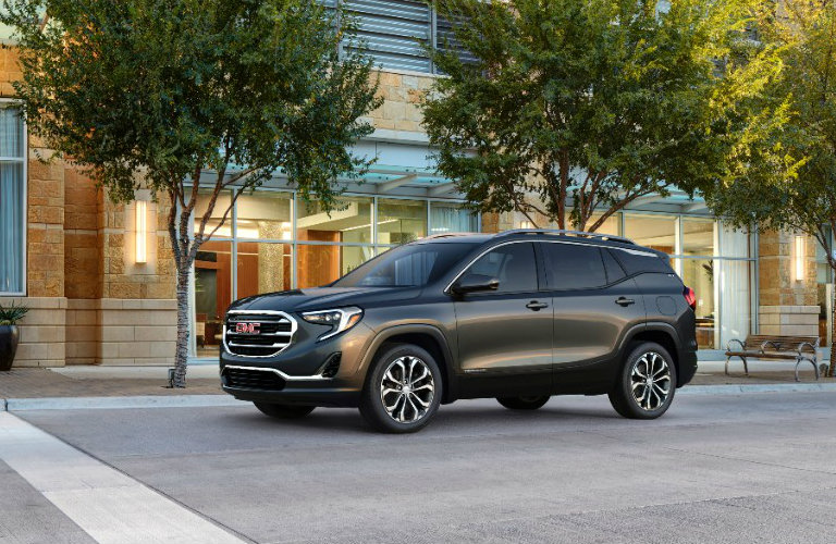 2018 GMC Terrain advanced safety systems