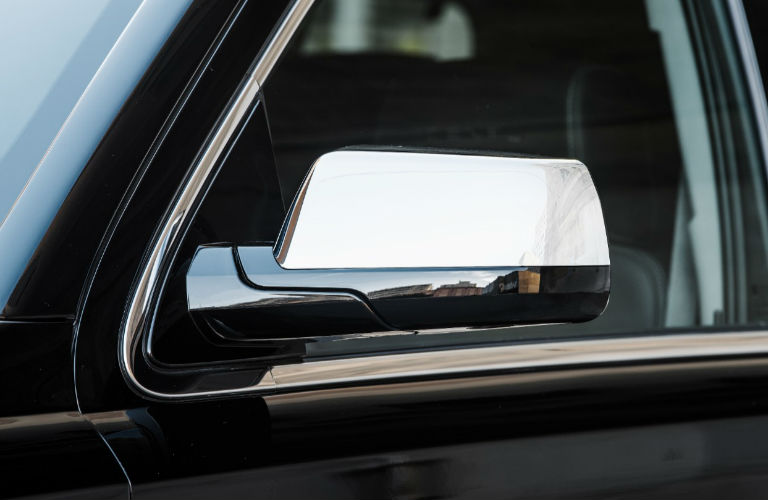 2018 GMC Yukon Denali Ultimate Black Edition side mirror