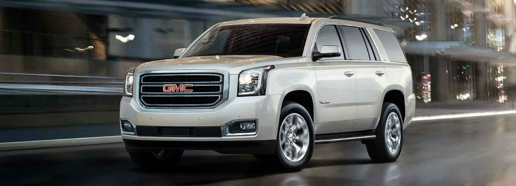 2018 GMC Yukon in gray