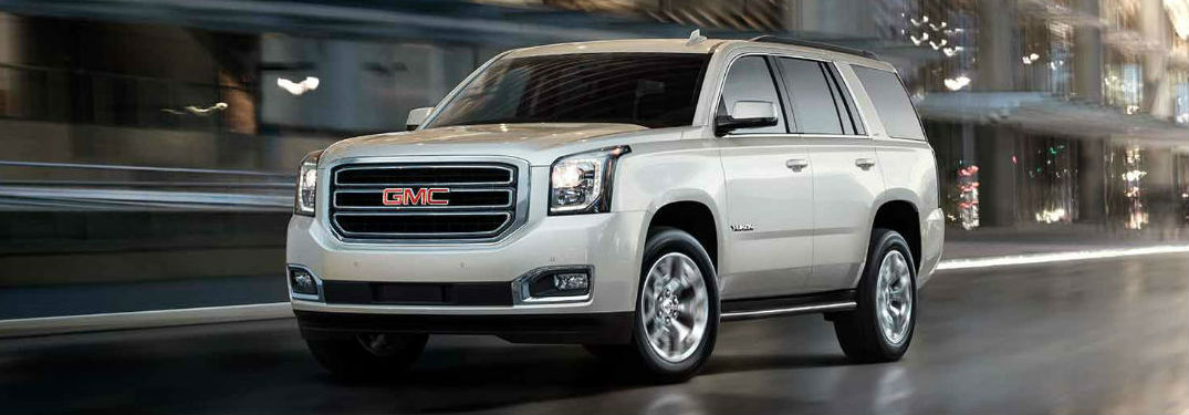 How spacious is the GMC Yukon?