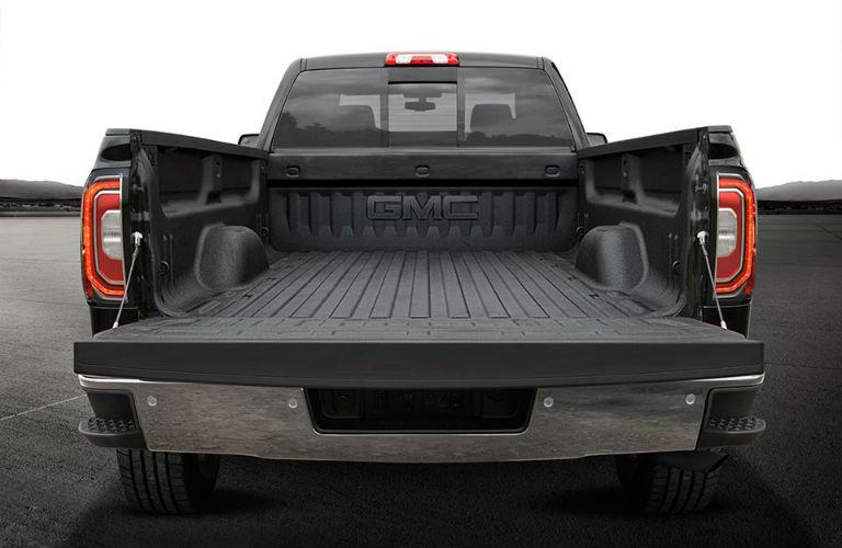 2018 GMC Sierra 1500 cargo box