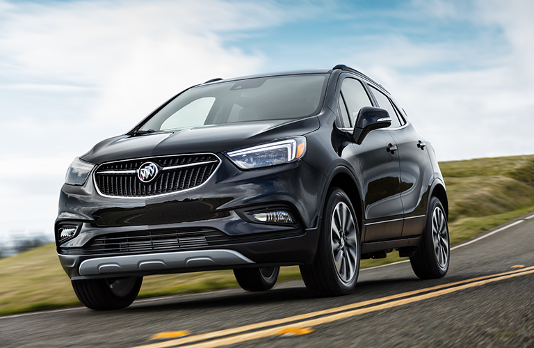 2019 Buick Encore in black