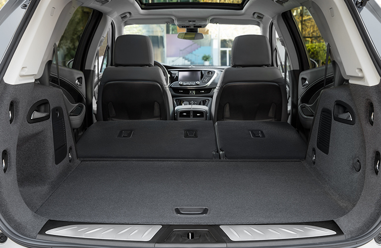 2019 Buick Envision cargo space