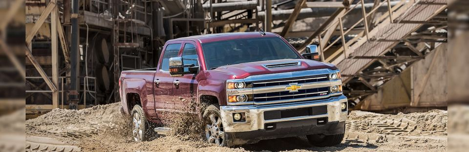 2019 Chevy Silverado 2500 Red Exterior Winnipeg