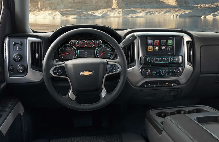 2019 Chevy Silverado 2500 Interior Winnipeg