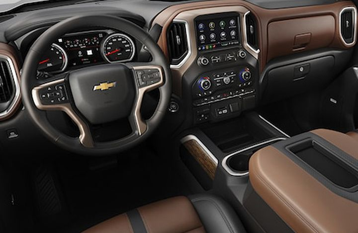 2019 Chevy Silverado 1500 Interior Winnipeg