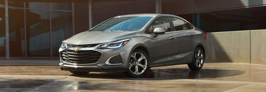 How spacious is the Chevy Cruze?
