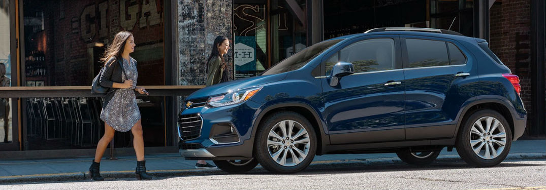 Check out the Chevy Trax