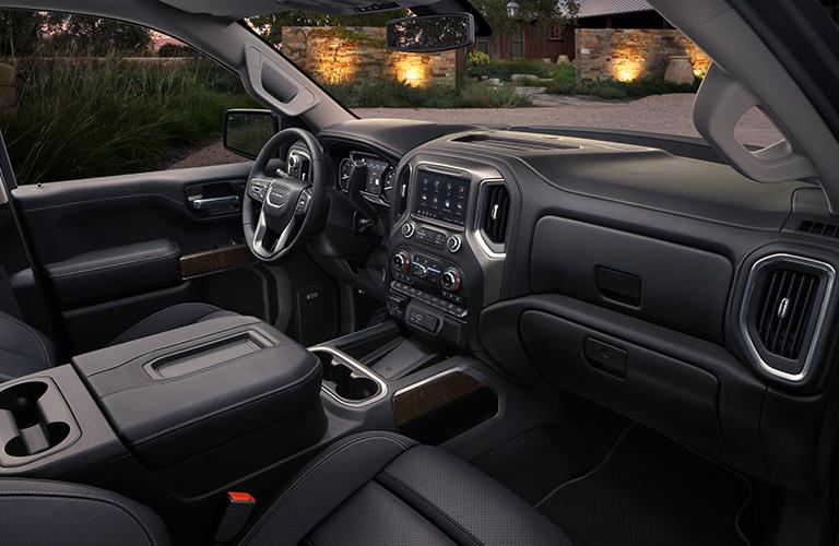 2019 GMC Sierra 1500 Denali dashboard