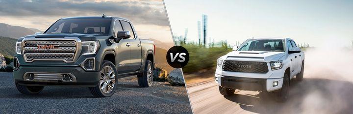Sierra 1500 vs Toyota Tundra Winnipeg MB