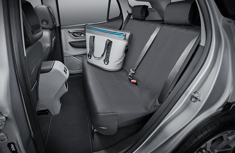 2019 GMC Terrain rear seating