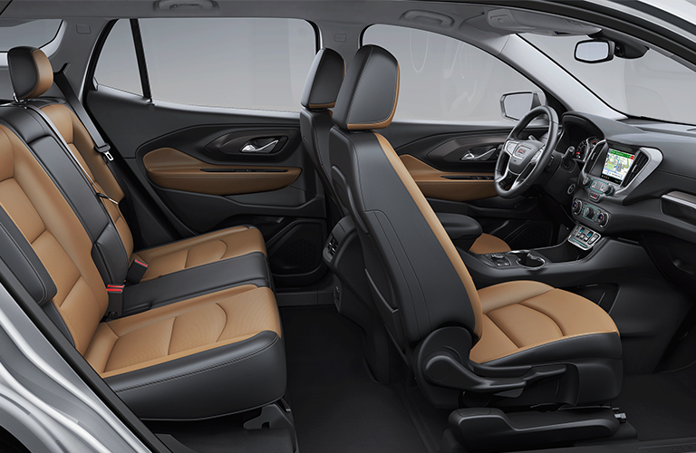 2019 GMC Terrain Denali seating