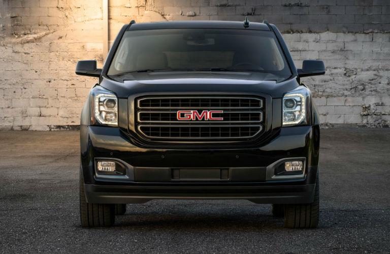2019 GMC Yukon Graphite Edition grille