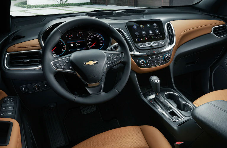 2019 Chevy Equinox dashboard