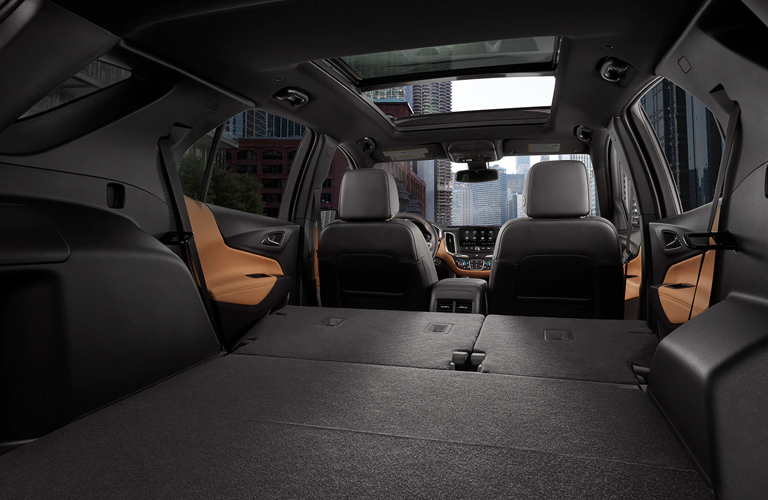 2020 Chevy Equinox Legroom and Cargo Capacity - Craig Dunn ...