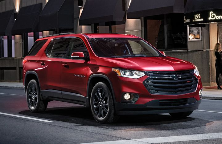 2020 Traverse Exterior Winnipeg MB