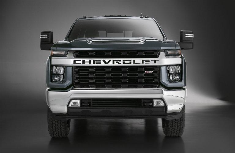 2020 Chevy Silverado HD grille
