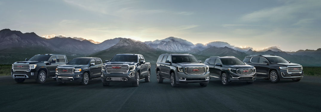 New Changes for 2020 GMC Models!