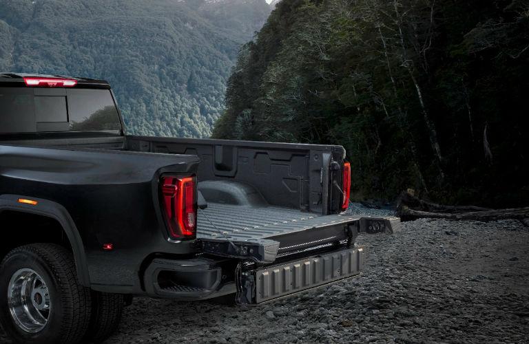 2020 GMC Sierra Heavy Duty cargo box